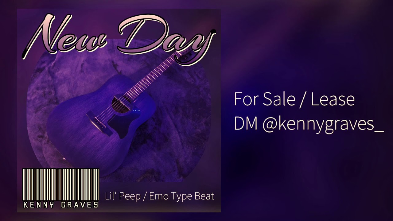 NEW DAY - Lil' Peep / Emo Type Beat April 2020