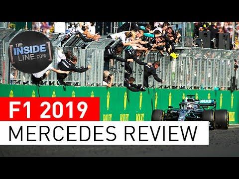 2019 Mid-season Video Review: Mercedes   F1-Fansite com