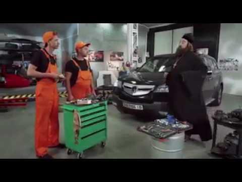 Анекдот про батюшку и таксиста, Самые смешные анекдоты на