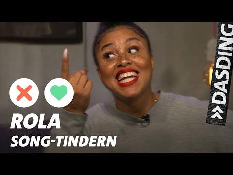 Song-Tindern: Rola – Chillen mit Pocahontas, Glaube an Gott und X für AnnenMayKantereit   DASDING