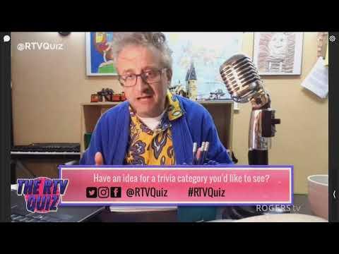 The RTV Quiz - April 1, 2020