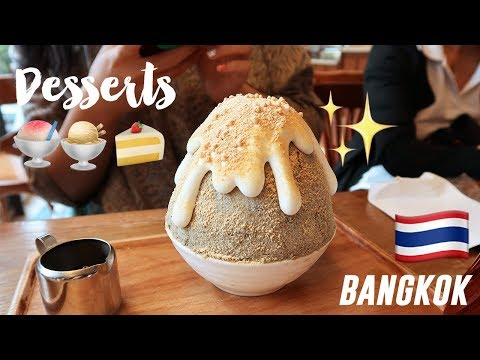 [REVIEW] Bangkok Desserts (5 Random Desserts)