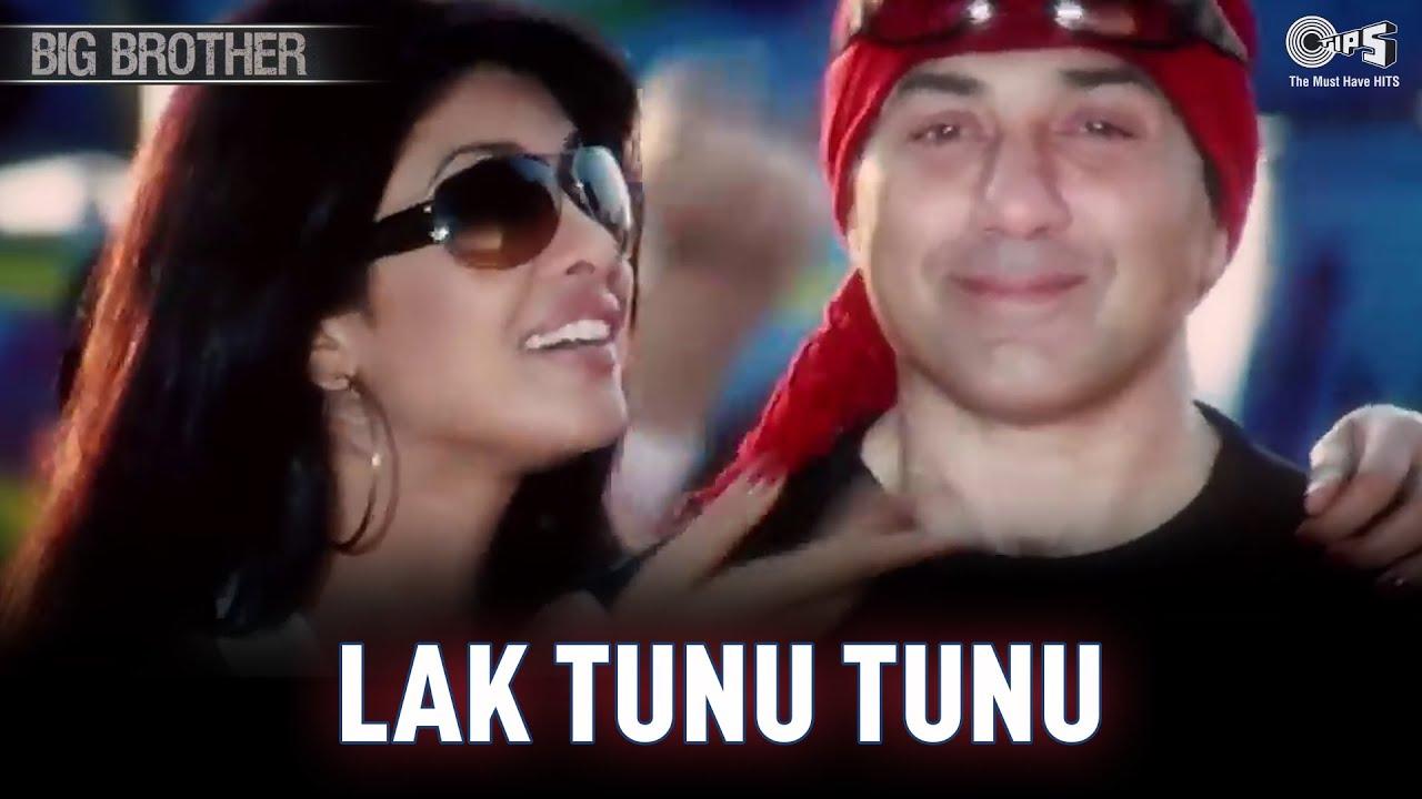 Lak Tunu Tunu - Big Brother | Sunny Deol, Priyanka Chopra | Jaspinder Narula, Anand Raj Anand | Tips