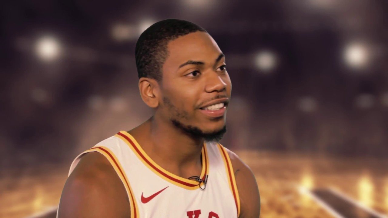 buy popular 937fa 784b0 What Hickory Means to Glenn Robinson III