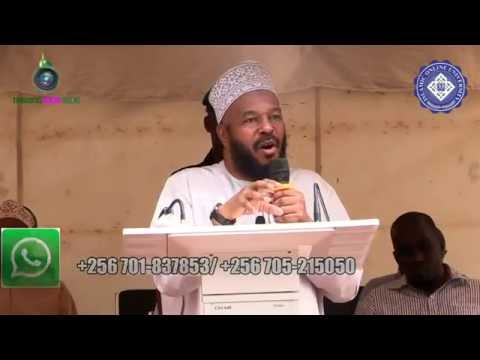 A TRUE MUSLIM STUDENT - DR BILAL PHILIPS AT IUIU -KAMPALA CA