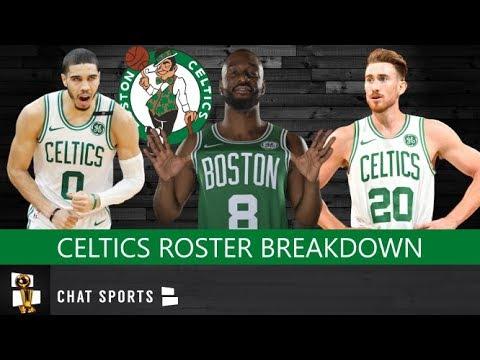 Celtics Roster Breakdown Analyzing Boston S Entire Roster Ahead Of The 2019 20 Nba Season