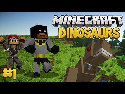 Minecraft Jurassic Craft Ep  Multiplayer