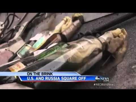 April 25 2014 Breaking News Russian President Putin tests USA Barack Obama
