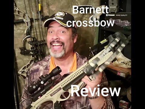 Barnett Recruit Terrain Crossbow Review