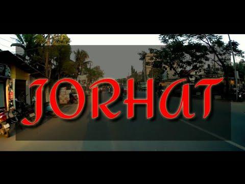 Jorhat City, #Assam #moto #vlog