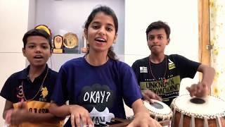 जुग जुग जियसु ललनवा (सोहर)- Maithili Thakur,Rishav Thakur and Ayachi Thakur