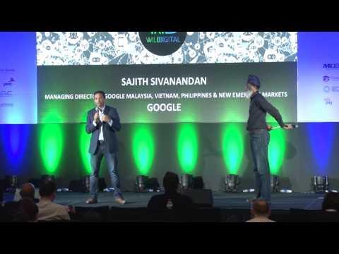 The Next Billion Users: Sajith Sivanandan, Google & Karamjit Singh, DNA - WD2016