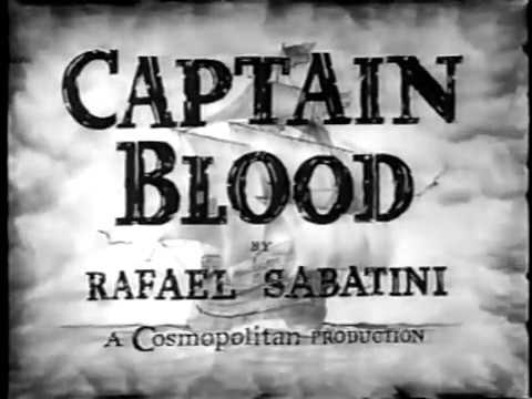 Opening To Captain Blood Vhs 1984 Usa Youtube