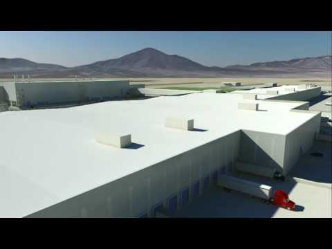 Daimler Saltillo Plant