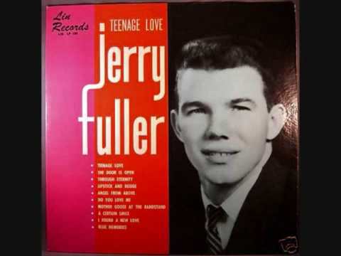 Jerry Fuller Tennessee Waltz 1959 YouTube