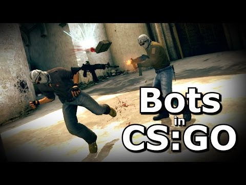 how to kill bot in csgo