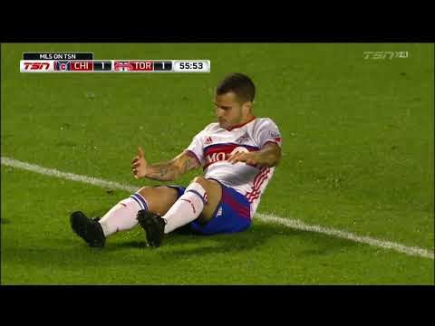 Match Highlights: Toronto FC at Chicago Fire - August 19, 2017