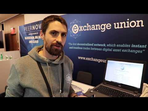 Split second settlement! Lightning network payment demo at Consensus 2018