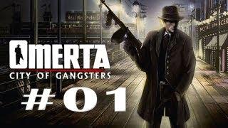 Omerta City of Gangsters Gameplay ITA #1 Un picciotto siciliano ad Atlantic City
