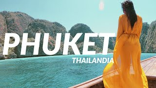 Phuket: Nightlife, Beaches, Viewpoints, Markets, Attractions, Phi Phi Islands