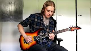 Opeth - The Leper Affinity (Guitar Cover)