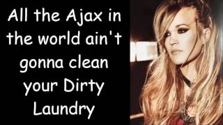 Carrie Underwood ~ Dirty Laundry Lyrics