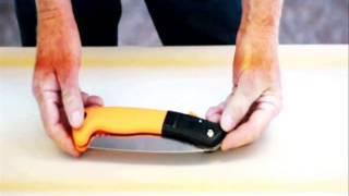 powder keg folding saw