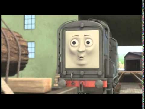 Kerry Shale as Diesel in Thomas & Friends