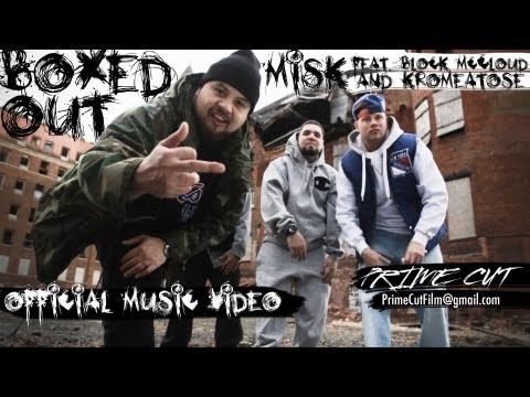 Misk - Boxed Out (feat. Block McCloud & Kromeatose) [A Prime Cut]