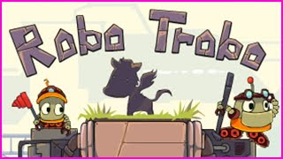 Robo Trobo Level 1-14 Walkthrough