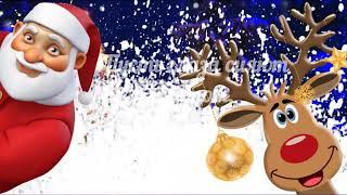 С Новым Годом!!!Новогоднее поздравление!Поздравление для близких, друзей.Музыкальная открытка