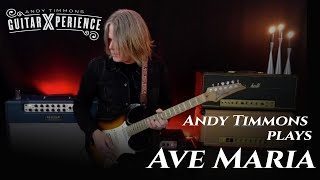 Andy Timmons plays Ave Maria