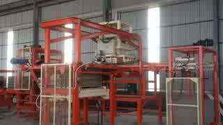 Golden steel mills, block making machine in pakistan/ Gsm 15 block machine production video(3)