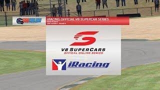 iRacing Official V8 Supercar Series - Round 11, Road Atlanta