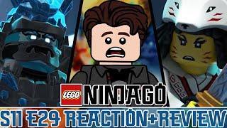 LEGO Ninjago Season 11 Episode 29 Reaction & Review