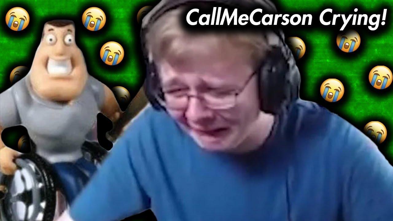 Callmecarson Crying Meme Dank Memes Of August Youtube