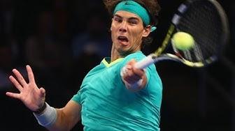 Wie eine Neunjährige gegen Nadal gewann