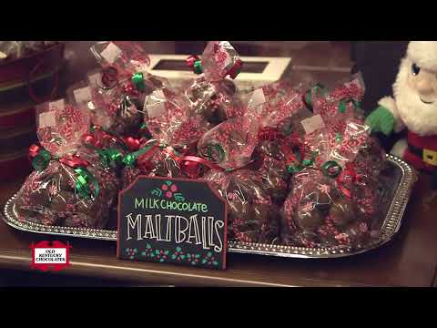 The Holidays at Old Kentucky Chocolates