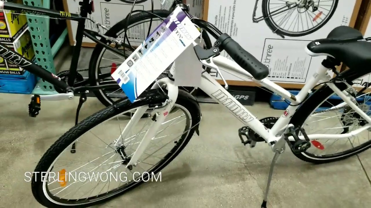 Costco Infinity Boss Three Hybrid And Comfort Bicycles 219