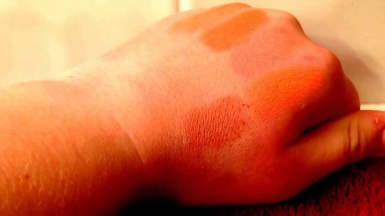 The Blushed Blush Palette - 9B by Morphe #21