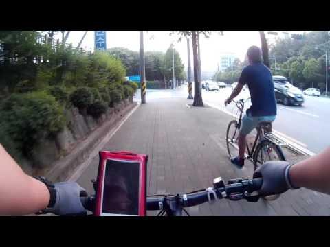 biking 2 seoul south korea
