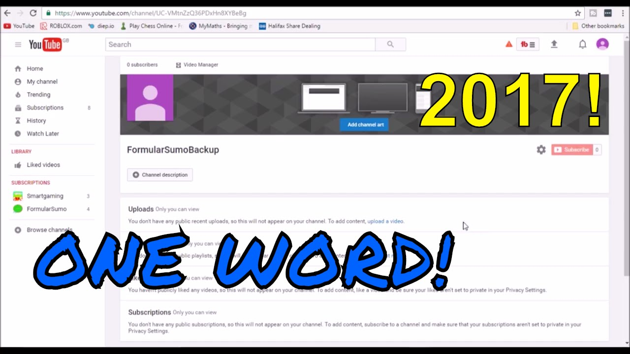 How To Make Your Youtube Name One Word 2018 Works  Youtube. Cover Page Resume Example. Mobile Resume Builder Free. Resume Cover Sample. Michigan Talent Bank Resume. Resume Source Tulsa. What Do You Need In A Resume. Career Objective For Resume For Software Engineers. Download Resume Sample