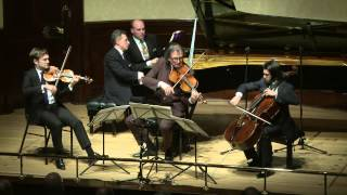 Fauré - Piano Quartet No. 1 -- Allegro molto - Live at Wigmore Hall