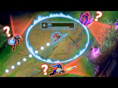 LEAGUE OF STEALTH MONTAGE - Unbelievably Sneaky LoL Moments