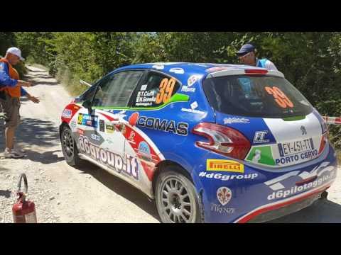 Rally San Marino 2017 PS 13 Monte Vicino