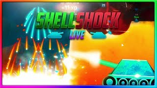 THE PERFECT MAP FOR PYROTECHNICS | ShellShock Live Gameplay