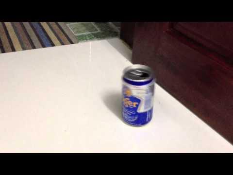 Lon bia Tiger biết đi...