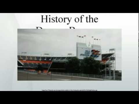 History of the Denver Broncos