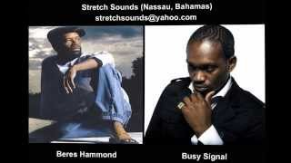 Tempted To Touch / Love Mi Haffi Get (Stretch Sounds Remix) Beres Hammond, Busy Signal & Cutty Ranks