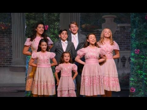 Sound of Music Live- So Long, Farewell (Act I, Scene 9b)